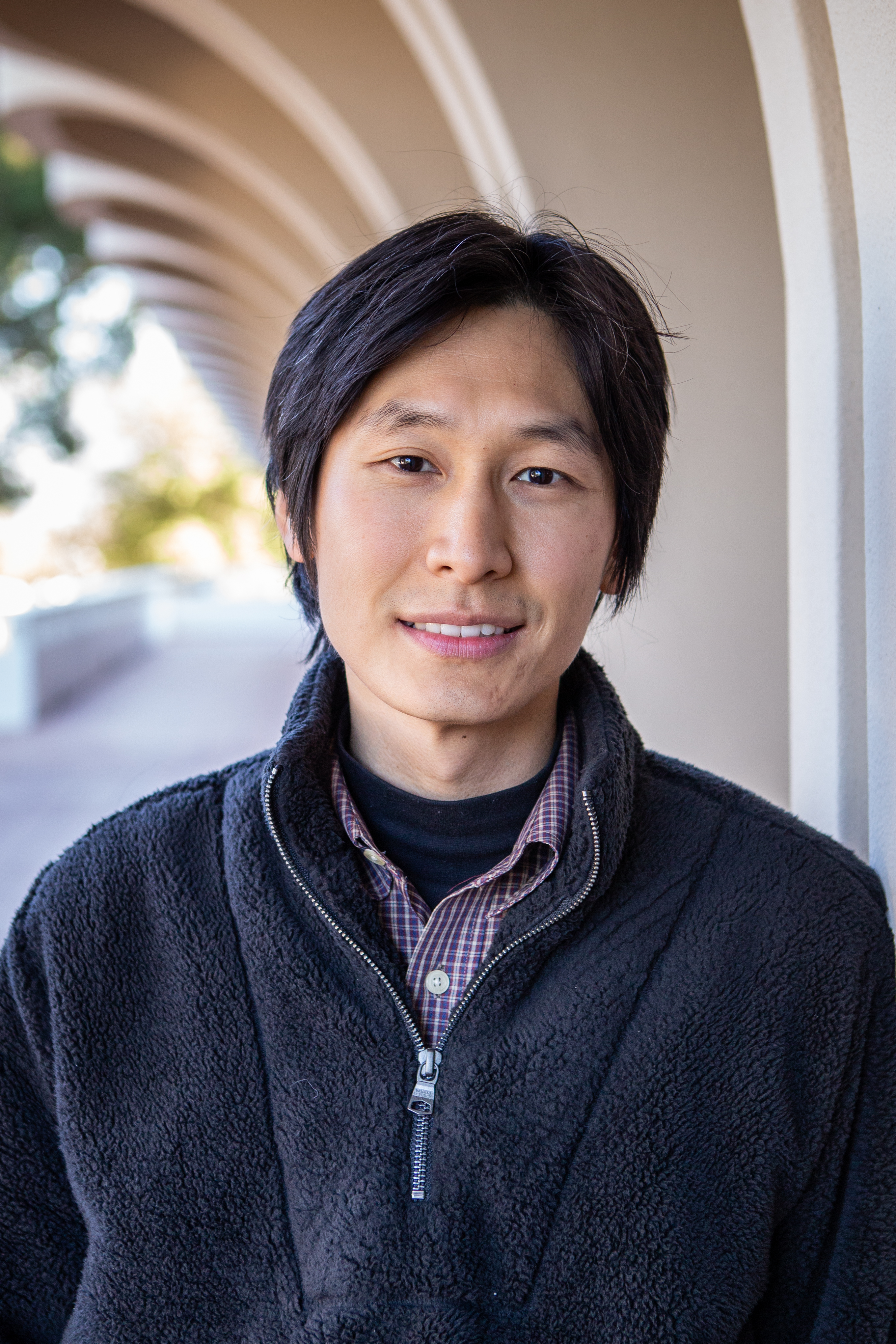 Richard Cho, Research Librarian for Humanities and Literature