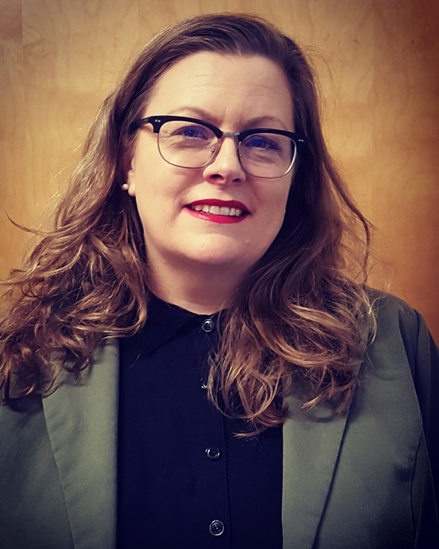 Jolene Beiser, Archivist for Special Collections and Archives