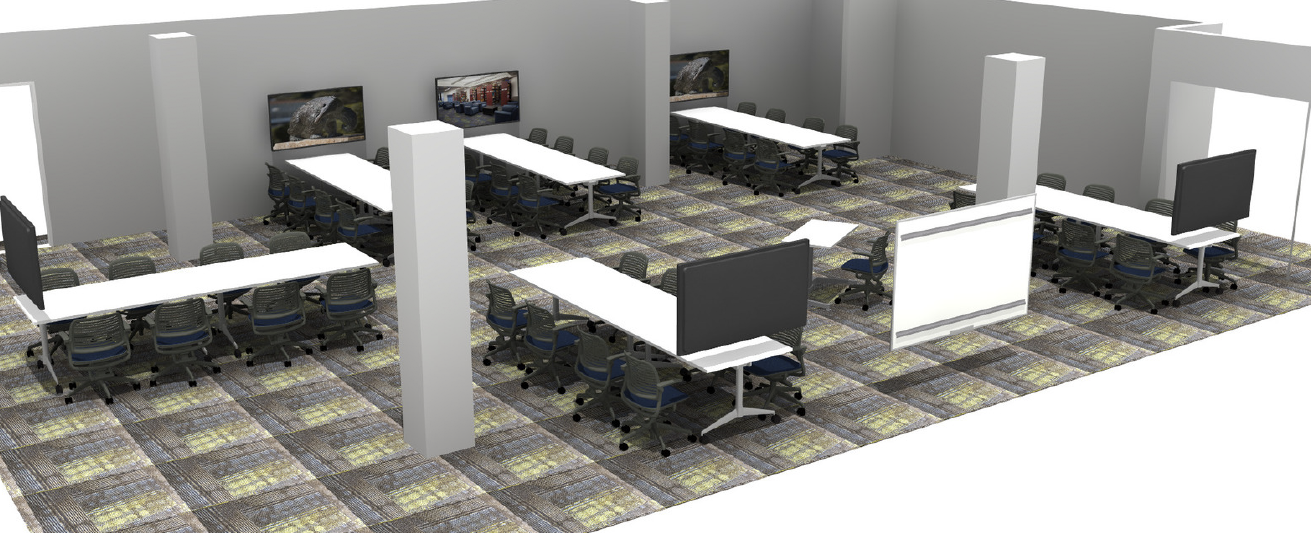 Active Learning Space Room 228